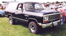 Used your product in my 1985 Dodge Ramcharger.
